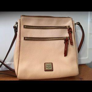 Light Pink Over The Shoulder Handbag